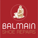 Balmain Shoe Repairs Logo